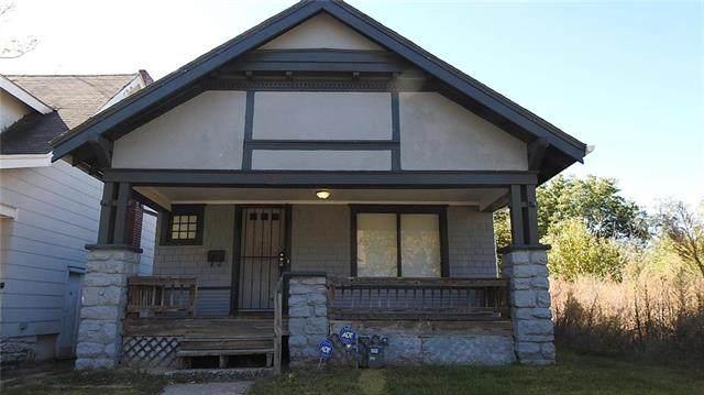3520 Indiana Avenue, Kansas City, MO 64128 (#2247751) :: The Kedish Group at Keller Williams Realty