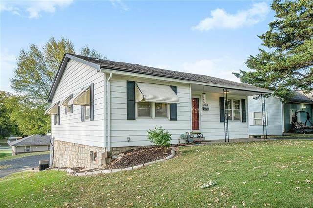 5643 Pitkin Avenue, Kansas City, KS 66106 (#2247945) :: Five-Star Homes