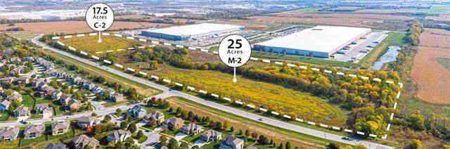 W 151st & Old Hwy 56 Highway, Olathe, KS 66061 (#2247968) :: Edie Waters Network