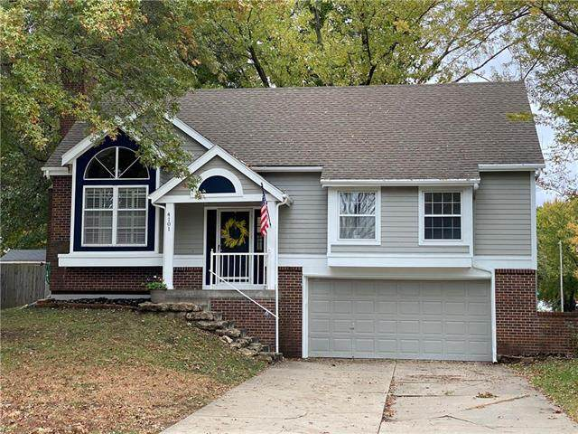 4101 NW Apple Valley Court, Blue Springs, MO 64015 (#2248011) :: The Kedish Group at Keller Williams Realty