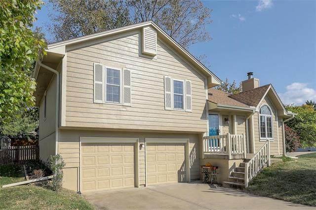601 NE Michael Drive, Lee's Summit, MO 64086 (#2248015) :: Dani Beyer Real Estate