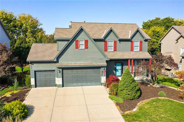 15650 S Rene Street, Olathe, KS 66062 (#2248142) :: Five-Star Homes
