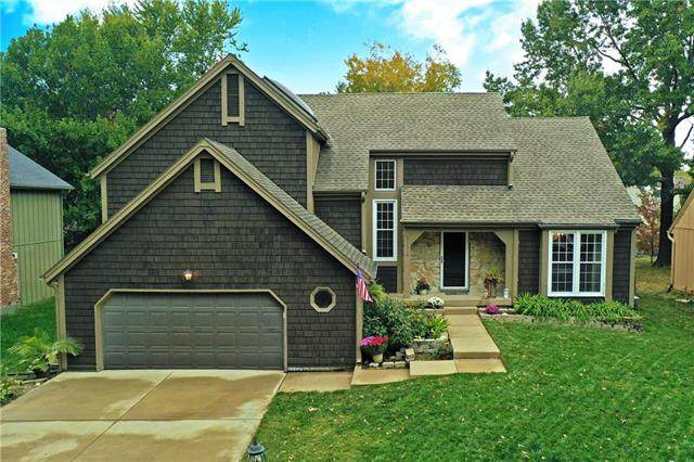 11514 Parkhill Street, Overland Park, KS 66210 (#2248233) :: Ask Cathy Marketing Group, LLC