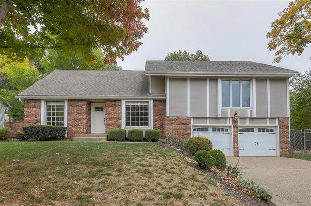 8213 Hauser Drive, Lenexa, KS 66215 (#2248268) :: Ask Cathy Marketing Group, LLC