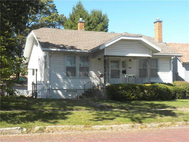 612 S Crawford Street, Fort Scott, KS 66701 (#2248293) :: Beginnings KC Team