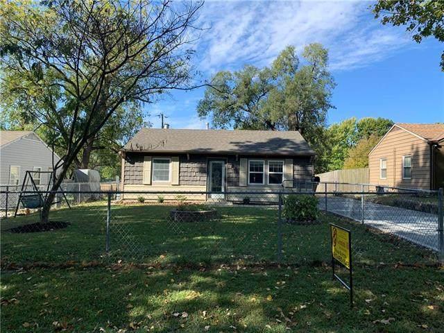 2718 S 51st Street, Kansas City, KS 66106 (#2248296) :: House of Couse Group