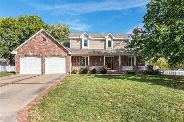 11506 W 61st Street, Shawnee, KS 66203 (#2248329) :: Five-Star Homes