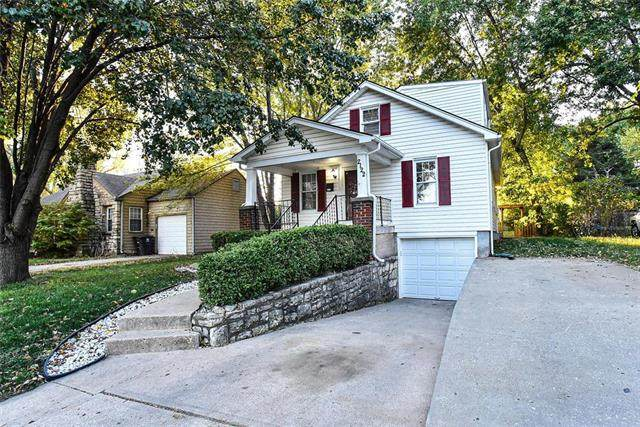 2122 S Scott Avenue, Independence, MO 64052 (#2248348) :: Ron Henderson & Associates