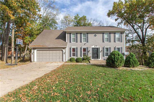 2505 NW Timberline Drive, Blue Springs, MO 64015 (#2248362) :: Ron Henderson & Associates
