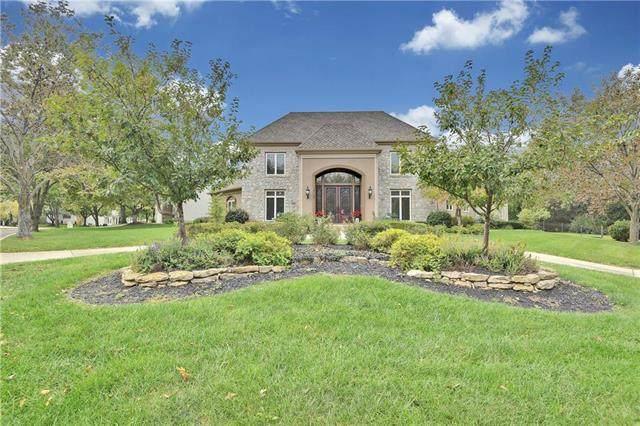 13106 Walmer Street, Overland Park, KS 66209 (#2248410) :: Austin Home Team