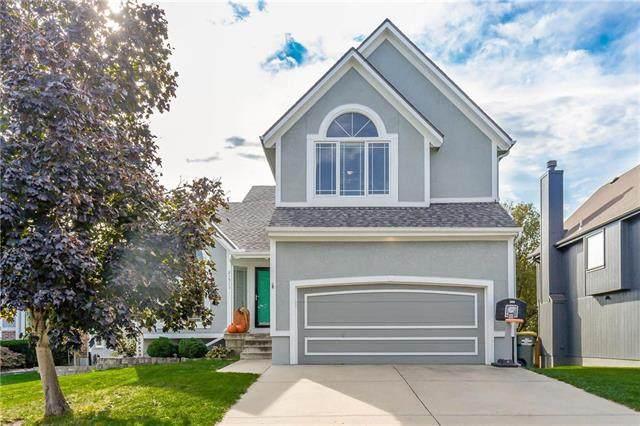 21515 W 52nd Terrace, Shawnee, KS 66226 (#2248455) :: Team Real Estate