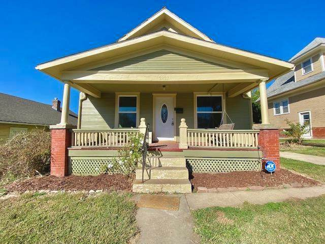 2827 Angelique Street, St Joseph, MO 64501 (#2248504) :: The Kedish Group at Keller Williams Realty