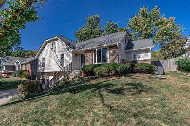 12412 W 72nd Terrace, Shawnee, KS 66216 (#2248617) :: Team Real Estate