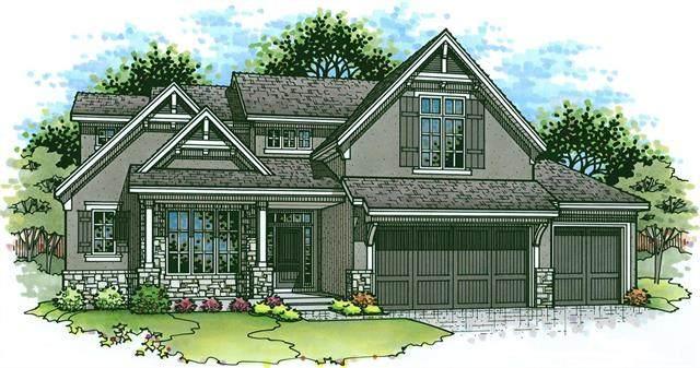 14440 S Parkhill Street, Olathe, KS 66062 (#2248664) :: Team Real Estate