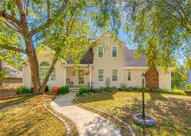 530 Edgewood Drive, Warrensburg, MO 64093 (#2248696) :: Dani Beyer Real Estate
