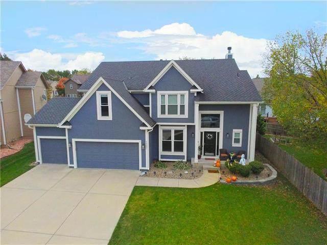 14021 W 146th Terrace, Olathe, KS 66062 (#2248712) :: House of Couse Group