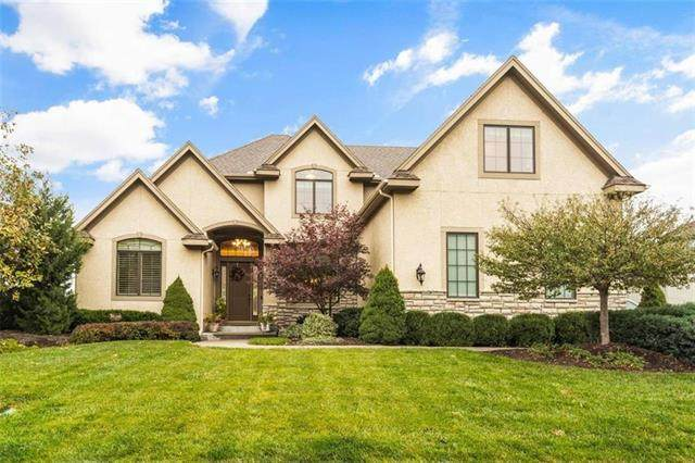 16425 Rosehill Street, Overland Park, KS 66221 (#2248765) :: Eric Craig Real Estate Team