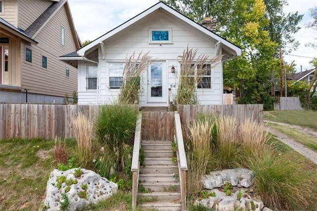 716 W 44th Terrace, Kansas City, MO 64111 (#2248767) :: Eric Craig Real Estate Team