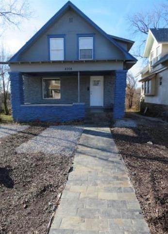 4308 Highland Avenue, Kansas City, MO 64110 (#2248791) :: Eric Craig Real Estate Team