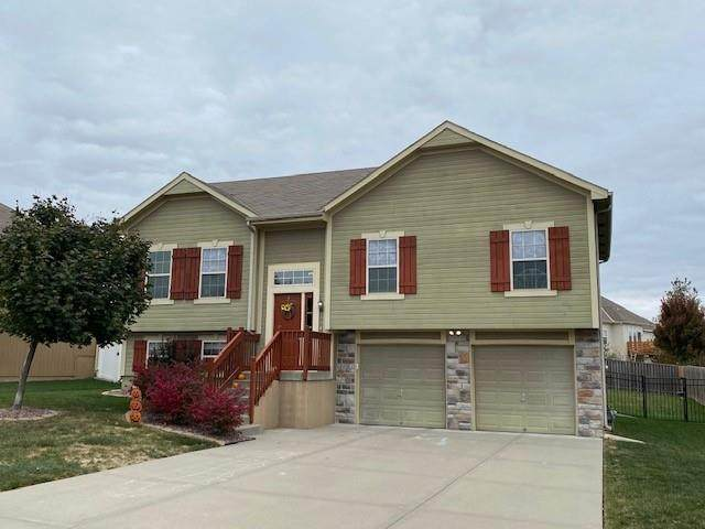 2002 Parkview Drive, Raymore, MO 64083 (#2248857) :: Ron Henderson & Associates