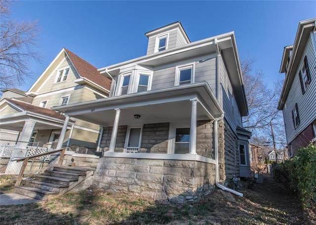 3321 Holmes Street, Kansas City, MO 64109 (#2248867) :: Eric Craig Real Estate Team