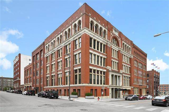612 Central Street #202, Kansas City, MO 64105 (#2248929) :: Five-Star Homes