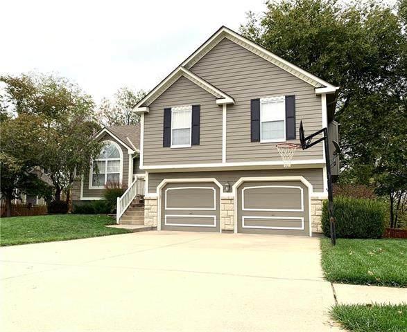 5313 NE Scenic Drive, Lee's Summit, MO 64064 (#2248963) :: Five-Star Homes