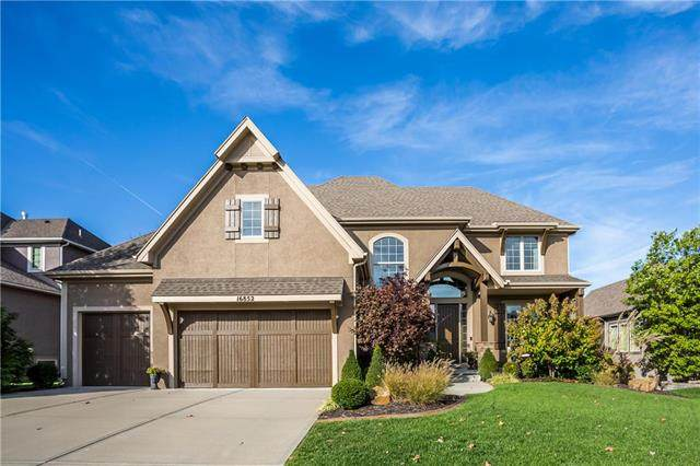 16852 Bluejacket Street, Overland Park, KS 66221 (#2249022) :: Five-Star Homes