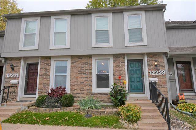 12223 W 79th Place, Lenexa, KS 66215 (#2249037) :: Edie Waters Network