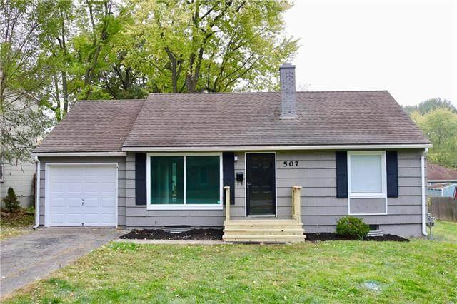 507 W 88th Street, Kansas City, MO 64114 (#2249064) :: Five-Star Homes