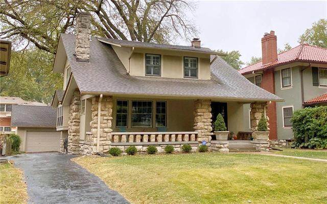 425 W 58th Terrace, Kansas City, MO 64113 (#2249078) :: Ask Cathy Marketing Group, LLC