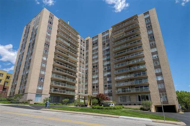 4545 Wornall Road 1111&1112, Kansas City, MO 64111 (#2249138) :: Ask Cathy Marketing Group, LLC
