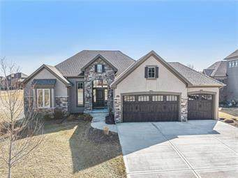 2300 NE Shoal Creek Parkway, Kansas City, MO 64155 (#2249139) :: House of Couse Group