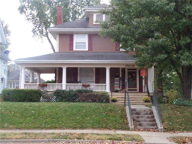 1909 Franklin Avenue, Lexington, MO 64067 (#2249140) :: House of Couse Group