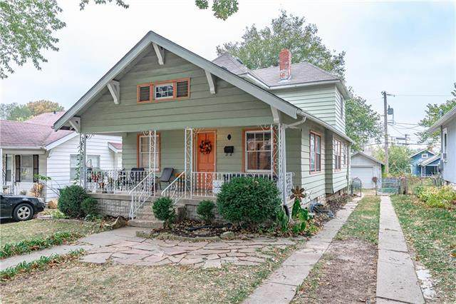 1010 E 76 Street, Kansas City, MO 64131 (#2249141) :: Audra Heller and Associates