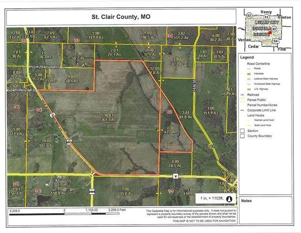 Ww Highway, Osceola, MO 64776 (#2249161) :: House of Couse Group