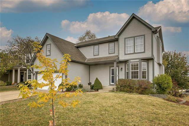 13125 W 137th Place, Overland Park, KS 66221 (#2249200) :: Team Real Estate