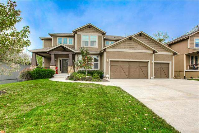 23607 W 52nd Terrace, Shawnee, KS 66226 (#2249234) :: House of Couse Group
