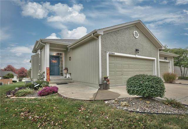 22564 W 72nd Terrace, Shawnee, KS 66227 (#2249276) :: House of Couse Group