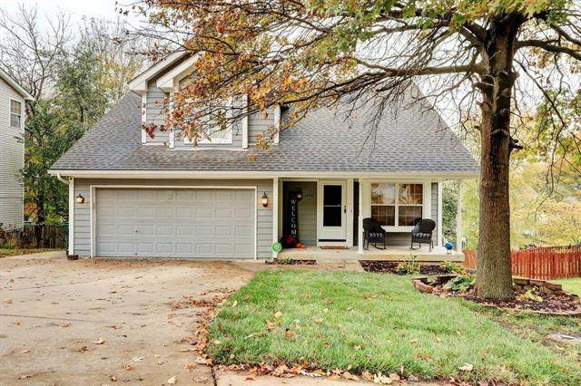 1458 NW Yankee Drive, Blue Springs, MO 64015 (#2249278) :: Eric Craig Real Estate Team