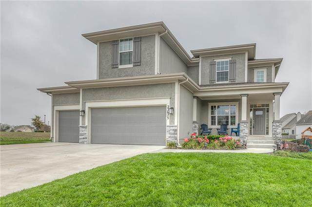 23675 W 125th Terrace, Olathe, KS 66061 (#2249286) :: Team Real Estate