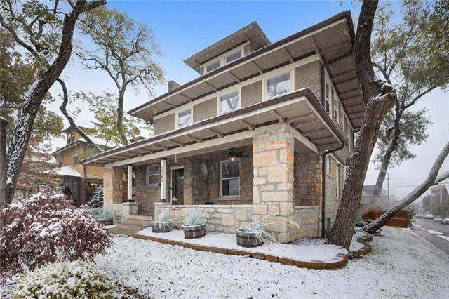 3745 Central Street, Kansas City, MO 64111 (#2249287) :: Austin Home Team