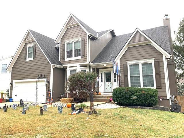 5110 Mccoy Street, Shawnee, KS 66226 (#2249291) :: The Kedish Group at Keller Williams Realty