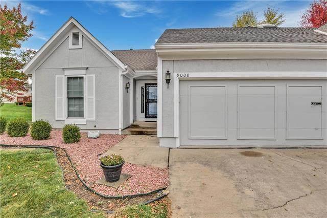 9008 W 120TH Terrace, Overland Park, KS 66213 (#2249308) :: Eric Craig Real Estate Team