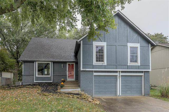 1959 E Sunvale Drive, Olathe, KS 66062 (#2249324) :: Team Real Estate