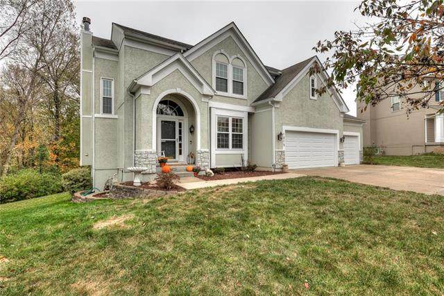 1015 NE 92nd Court, Kansas City, MO 64155 (#2249331) :: Ask Cathy Marketing Group, LLC