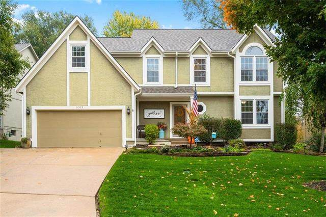 5313 Alden Street, Shawnee Mission, KS 66216 (#2249343) :: Ron Henderson & Associates