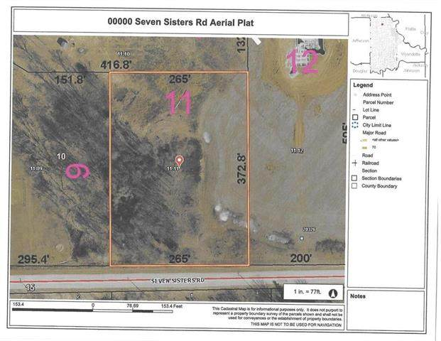 00000 Seven Sisters Road, Leavenworth, KS 66048 (#2249345) :: House of Couse Group