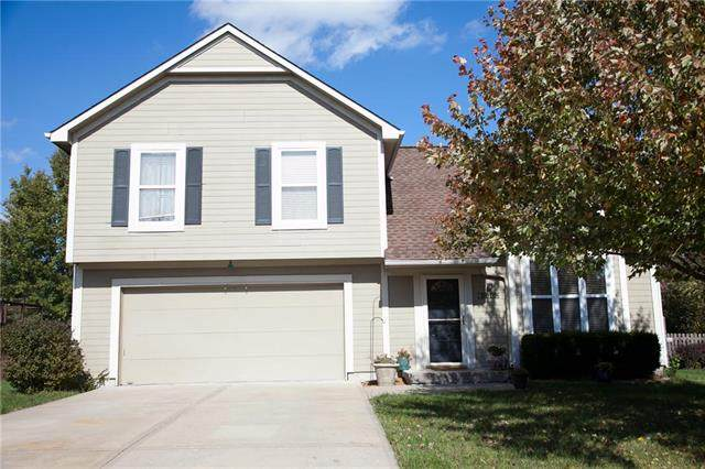 18876 W 163rd Terrace, Olathe, KS 66062 (#2249373) :: Team Real Estate