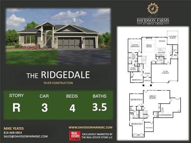 8107 NE 76th Terrace, Kansas City, MO 64158 (#2249377) :: Team Real Estate